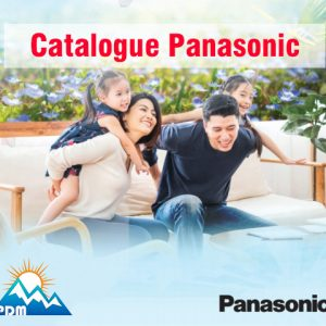 catalogue panasonic